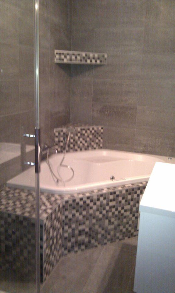 Badkamer installatie Den Bosch  Badkamer Installatie  Tegelvloer en