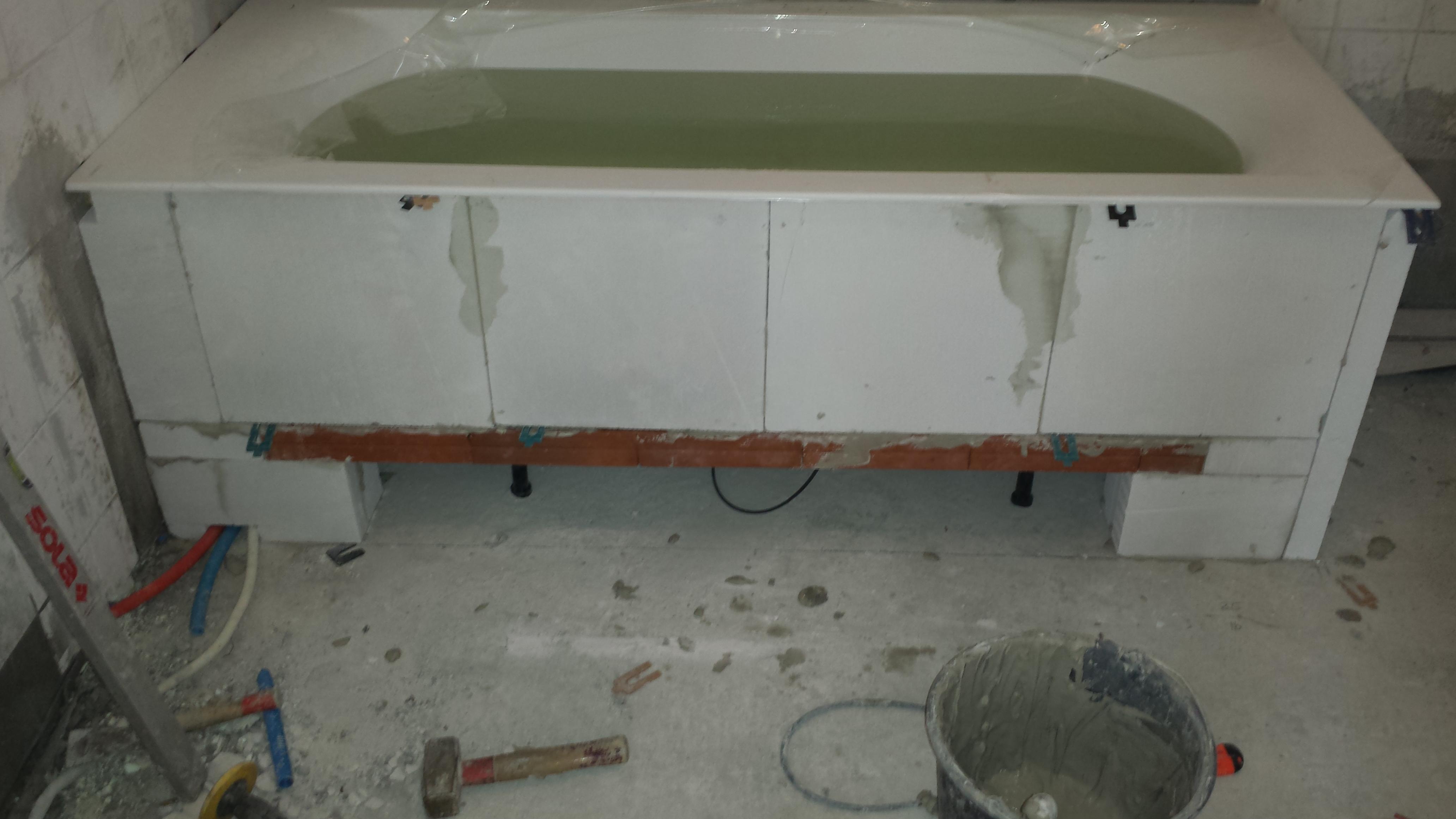 Badkamer opbouwen en tegelen Zaltbommel | Badkamer Installatie ...
