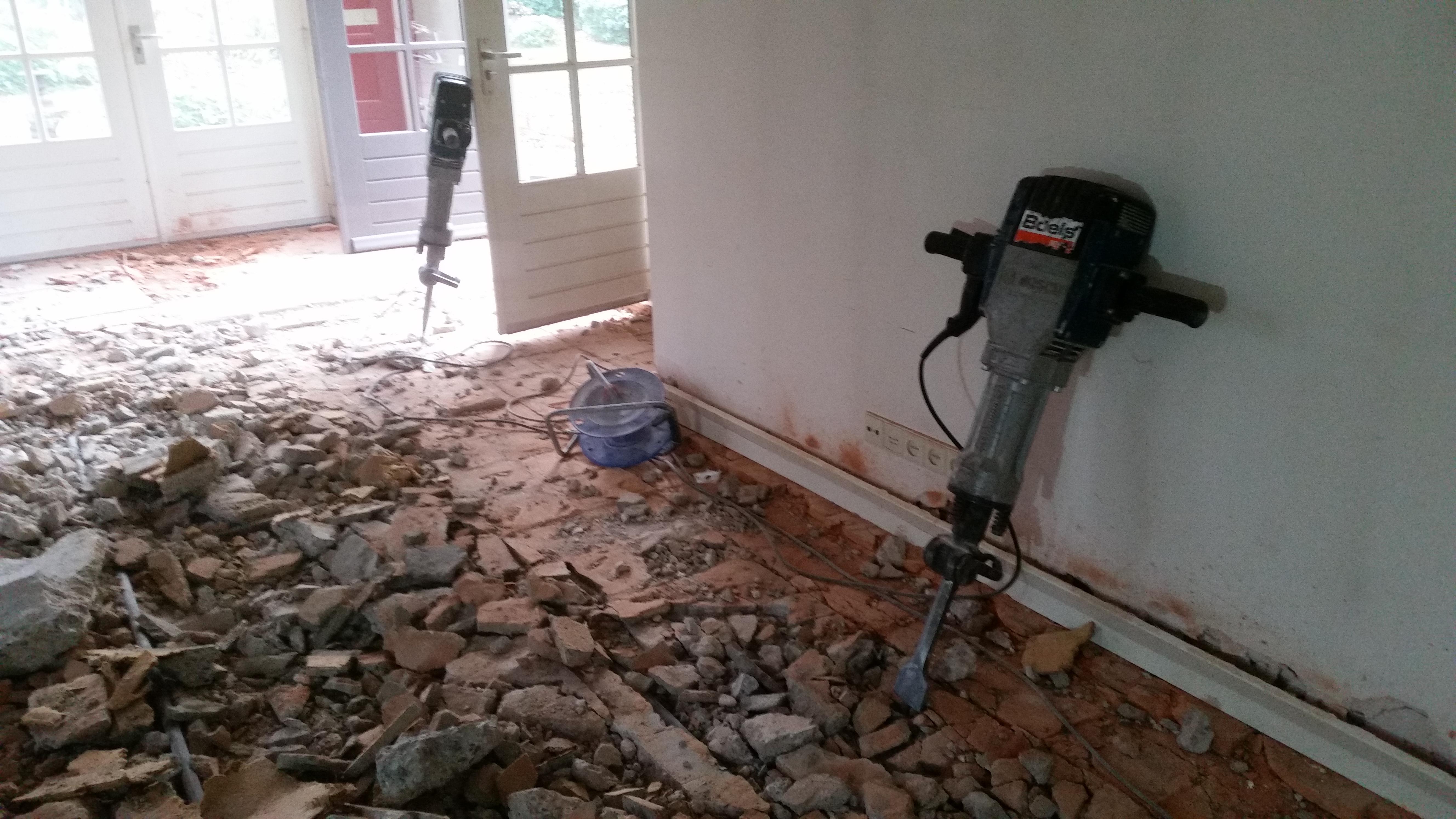 Vaak Vloeren laten verwijderen   Vloertegels leggen   Wandtegels zetten CM97